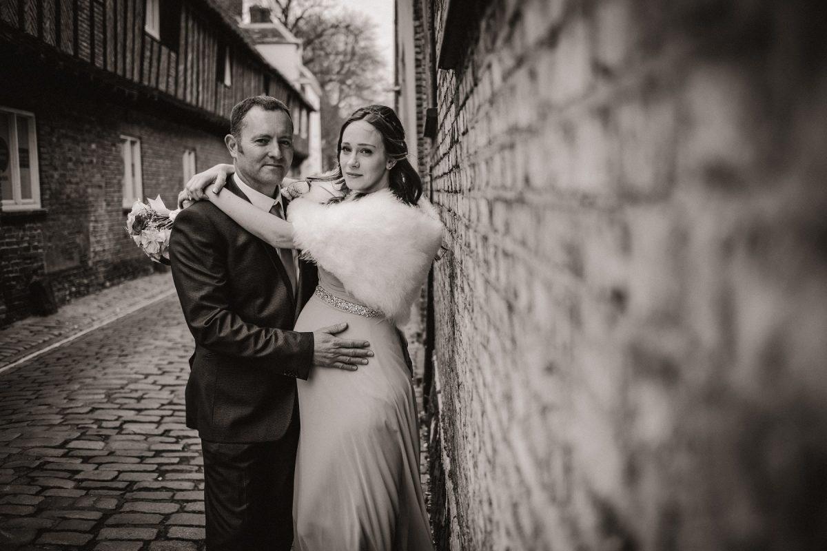 Wedding at Hanse House in King's Lynn