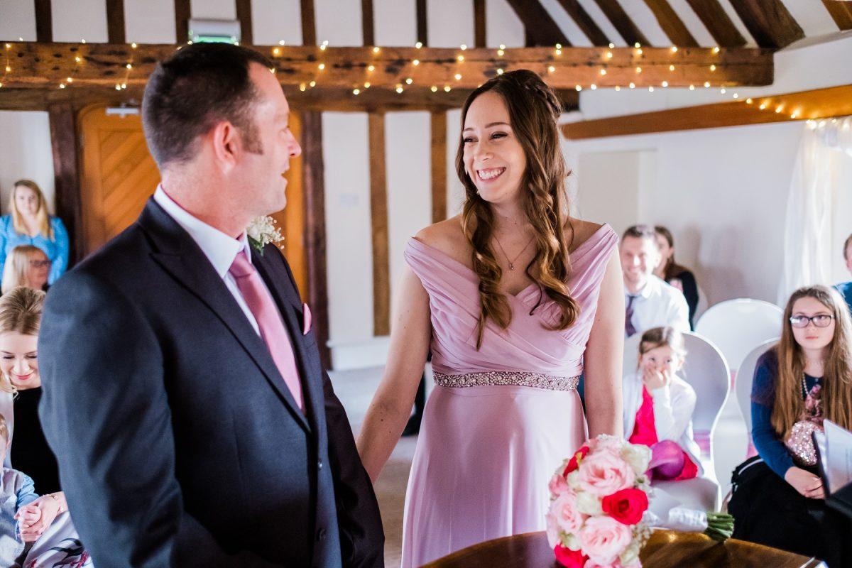 Wedding at Hanse House